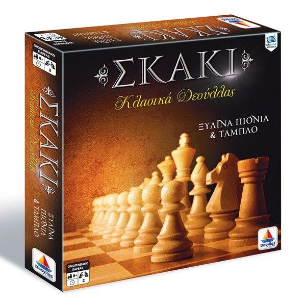 """Επιτραπέζιο παιχνίδι """"Σκάκι"""""""