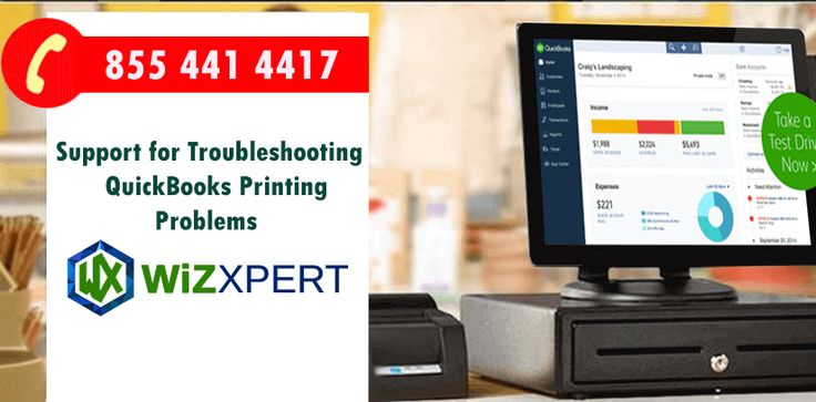 QuickBooks printing problems is common issue. Read this troubleshooting guide to fix it own or call (855) 441-4417 and get instant solution.Our expert team of professional resolve all your Quickbooks related issue. We have support and help to provide best solution to remove all your QB technical error. We have to guide fix QB printing problem. If you get more info click this. https://www.wizxpert.com/quickbooks-support-help-phone-number/
