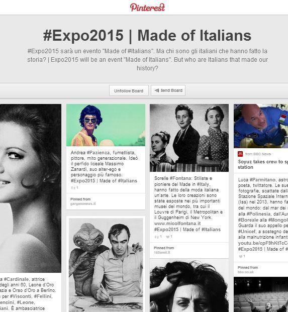 L'Italia non é un paese per eventi