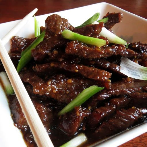 P.F. Chang's Knock Off Mongolian Beef | Rumbly in my Tumbly
