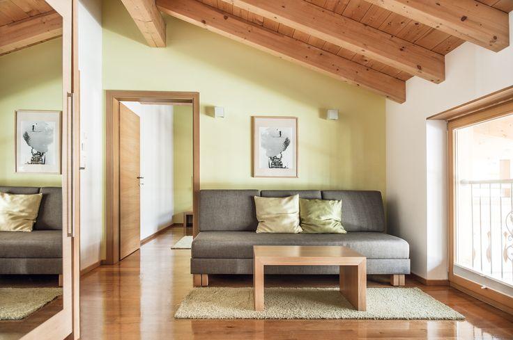 Hotel Gebhard | Zimmer & Suiten | Fiss, Tirol