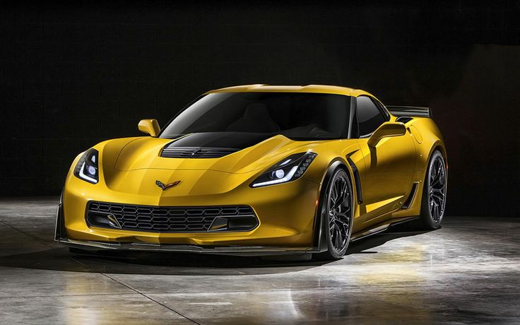 The stunning 2015 Chevrolet Corvette in Yellow. Bumblebee beware! #spon Check it out http://www.ebay.com/itm/2015-Chevrolet-Corvette-Z06-18X24-Poster-Car-Auto-/321349419546?pt=Art_Posters&hash=item4ad1eb021a?roken2=ta.p3hwzkq71.bsports-cars-we-love