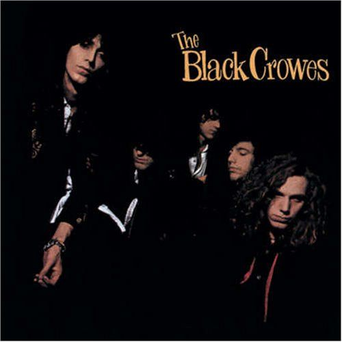 The Black Crowes - Shake Your Money Maker. This is a classic album, and it is  always on high rotation in my car...there's - Jealous Again, Hard to Handle, and She Talks to Angels...love it!