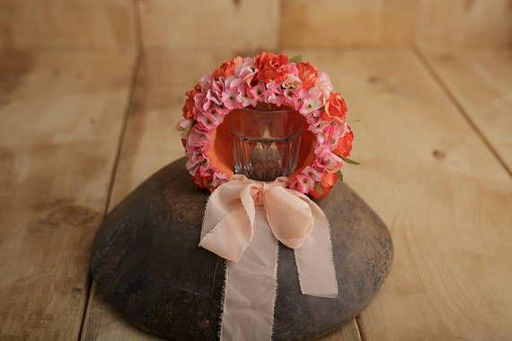 Flower Bonnet Floral Bonnet Baby Bonnet Garden Fairy Baby