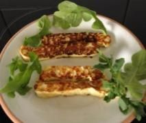 Halloumi in the thermomix