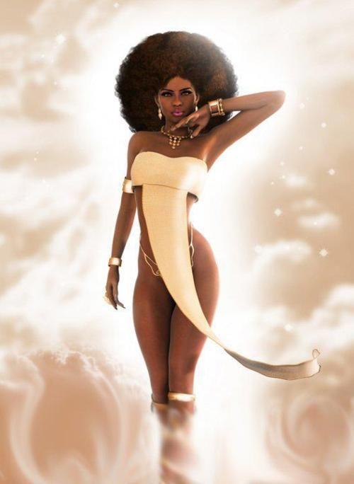 Woman Beautiful Women Goddess Art 51