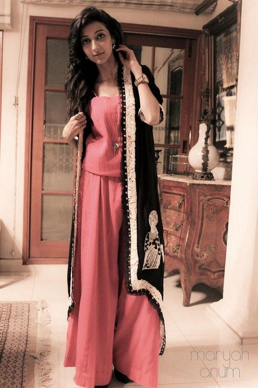 Maryah Anum Party Wear Collection 2013 For Women 001
