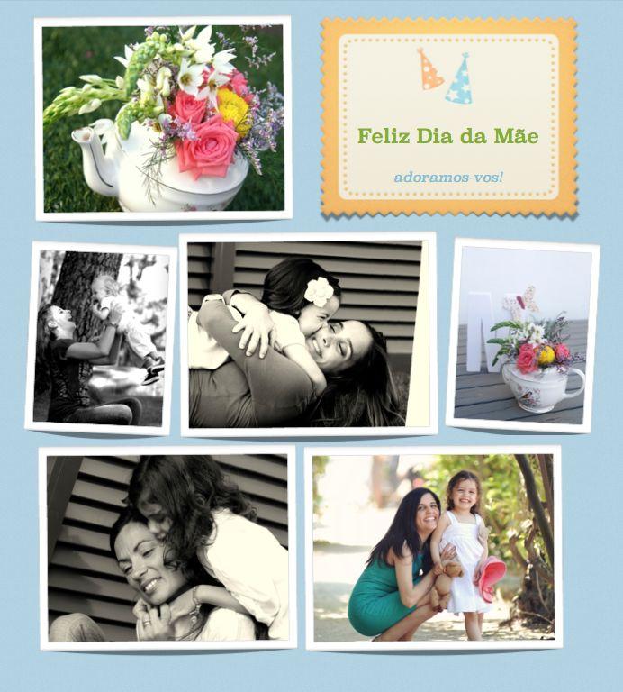 Happy Mother's Day! Read more: http://eraumavez-osonhoperfeito.blogspot.pt/2014/05/feliz-dia-da-mae.html