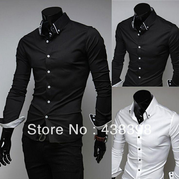 images of mens beautiful clothes   2014 nueva marca para hombre del diseñador de ropa camisas de alta ...