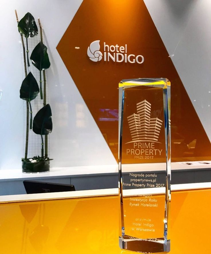 #primepropertyprize #2017 for @hotelindigo.warsaw designed by @2kulproject !!!! #interiordesign #hotel #hoteldesign #dreamhome #luxurylife #travelwithstyle #design #redesigne #style #awards