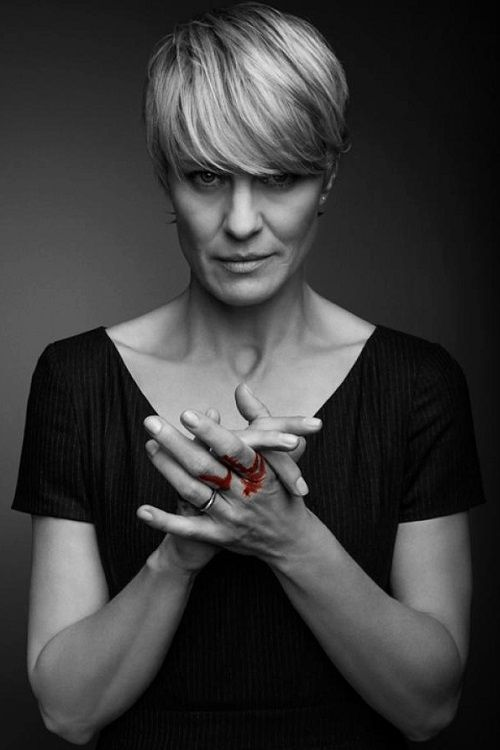 House of Cards, Season 2 - Robin Wright (Claire Underwood)