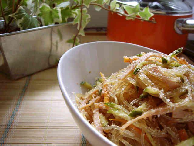 スーパーのあの味 中華風春雨サラダの画像