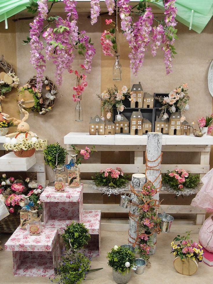 103 migliori immagini idee vetrine per negozi primavera - Decorazioni primavera ...
