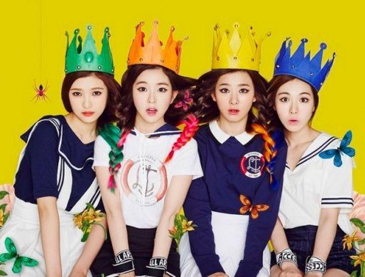 New SM Girl Group Red Velvet Releases Group Teaser