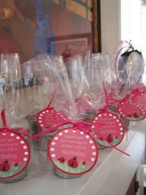Fiestas Infantiles de Mariquitas - Ladybug Party Ideas | Decoracion Fiestas Infantiles