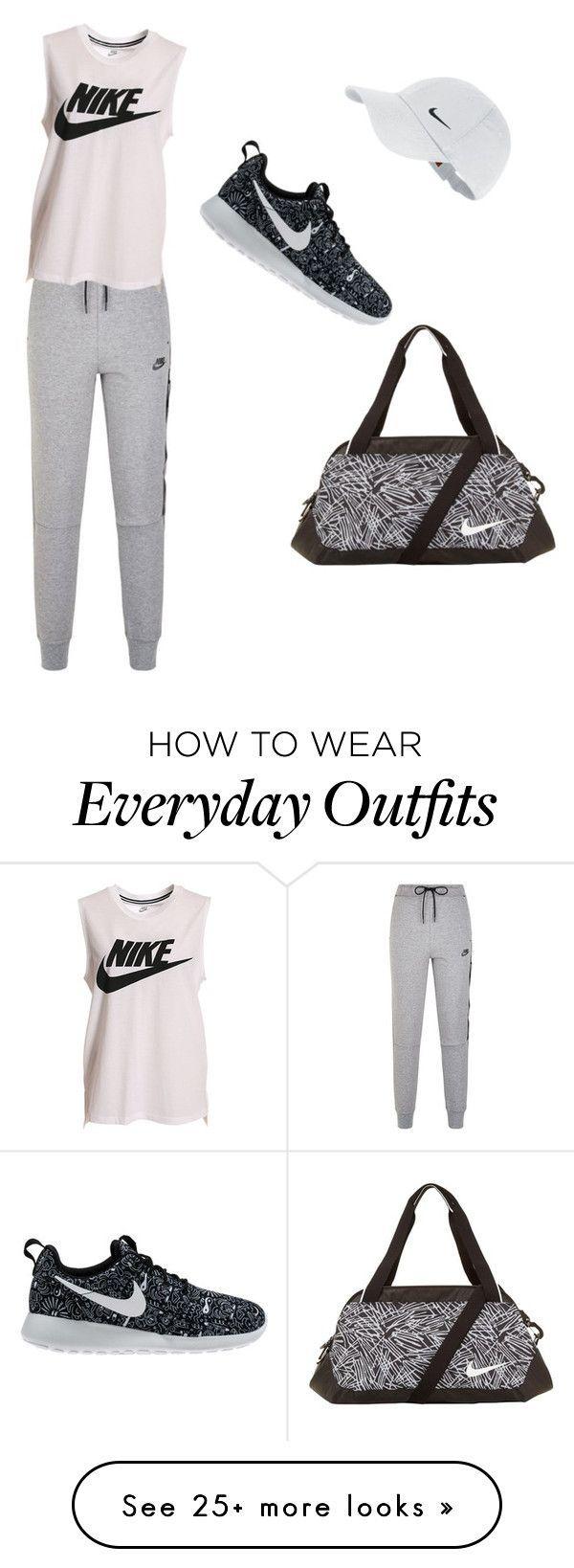 Hermoso outfit para hacer ejercicio♥