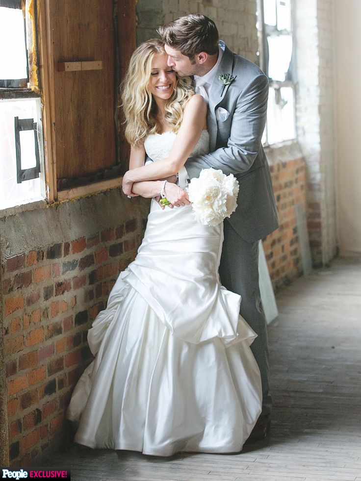 Kristin Cavallari's wedding dress