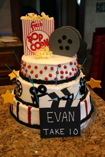 1000 Images About Movie Theatre Birthday Ideas On