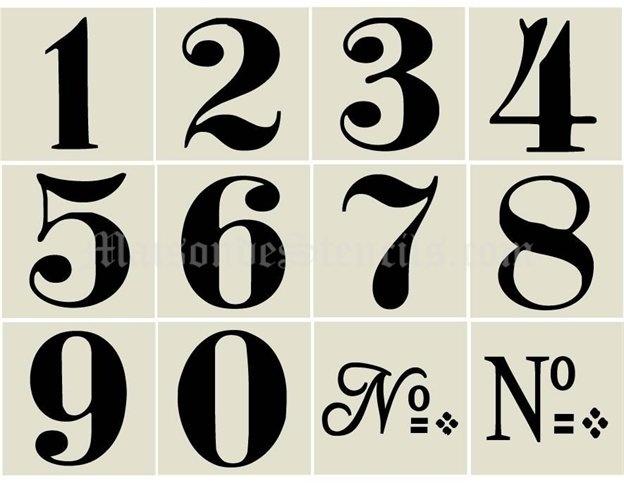 plantillas numéricas                                                                                                                                                                                 Más