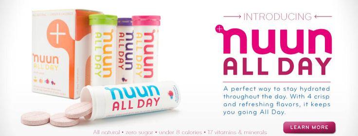 Nuun - Hydration Tablets.
