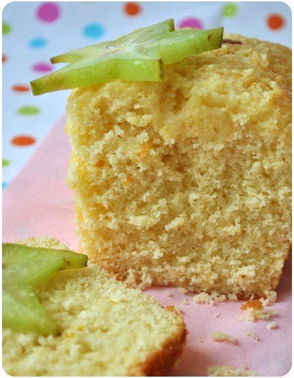 Cake au citron moelleux, moelleux, moelleuuux!