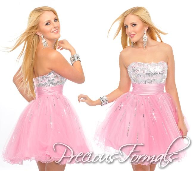 Sassy and Sparkling! #PreciousFormals #IPAProm #homecomingdresses #dress