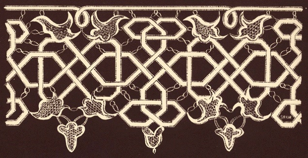 Lace design 1529 by Design Decoration Craft, via Flickr
