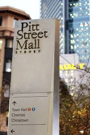Travel With MWT The Wolf: World Famous Streets Pitt Street Mall Sidney Austr...