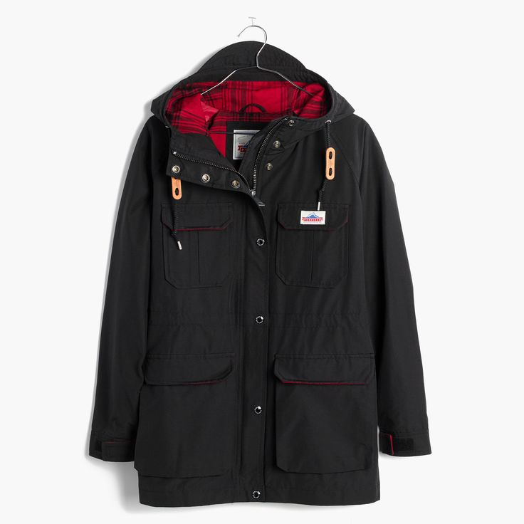 Куртка Penfield Kingman Jacket Black