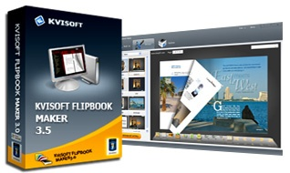 Flip Book Maker - Software to Convert PDF to Flash Flipping Book