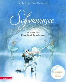 Schwanensee, Kinderbuch