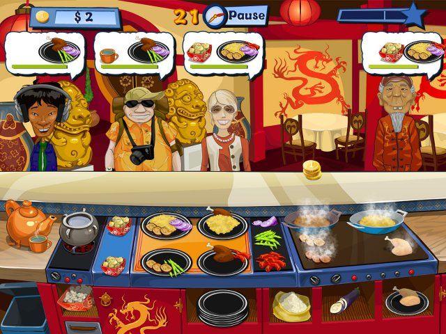 Happy Chef 2 - game screenshot 1 #game #games