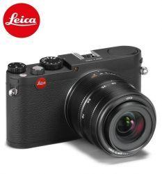 Câmera Leica Digital X Vario Black   16MP   Zoom 28-70mm       Focus Filme . A sua loja de Equipamentos Fotográficos Profissionais.