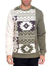 Men - Aztec Sweatshirt