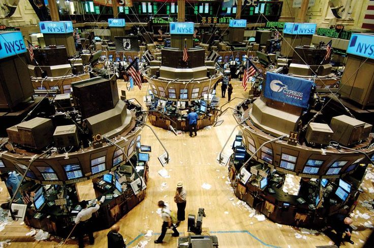 """The New York Stock #Exchange (NYSE), sometimes known as the """"#Big Board"""", is a stock exchange located at 11 Wall Street, Lower Manhattan, New York City, New York, United States.  It is the #world's #largest #stock #exchange by market capitalization of its listed companies at US$16.613 trillion as of May 2013.   #Average #daily trading value was #approximately US$153 #billion in 2008.  Cr@goldgoalltd.com www.goldgoalltd.com +44(0)20 3609 9084"""