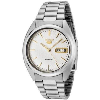 Chollo en Amazon España: Reloj Seiko SNXG47K por solo 70,46€ (un 42% de descuento sobre el precio de venta recomendado)