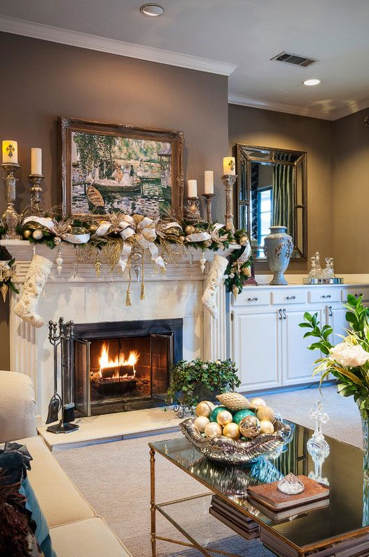 Tips To Organize Home For Holidays And When You Add Decorations , Http://