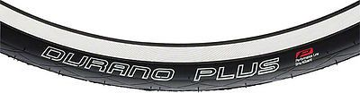 Tires 177828: New Schwalbe Durano Plus Tire 700X25 Folding Bead Black With Dual Compound -> BUY IT NOW ONLY: $49.95 on eBay!