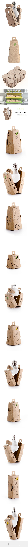 The Economical #Packaging EVO #lightbulbs designed by Evgeniy Pelin - http://www.packagingoftheworld.com/2015/04/the-economical-packaging-evo.html