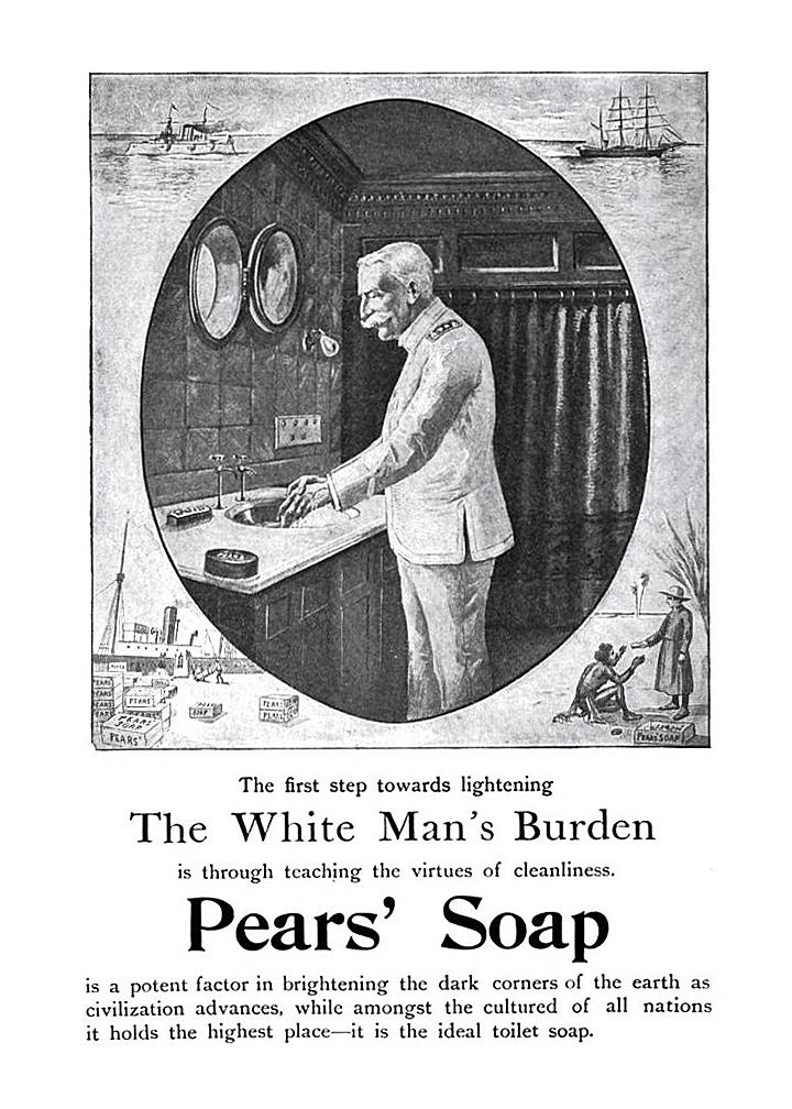 Pears soap ad analysis essay
