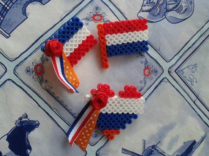 Koningsdag speldjes gemaakt door @demijnes  | Meer ideeën: http://www.jouwwoonidee.nl/koninginnedag-knutselen/