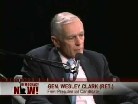 (Full Version) General  Wesley Clark Wars were planned seven countries