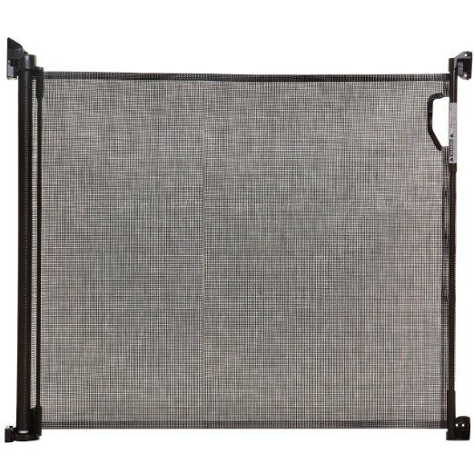 25 best ideas about retractable dog gate on pinterest. Black Bedroom Furniture Sets. Home Design Ideas