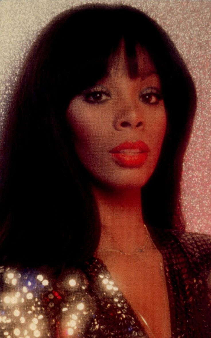 Donna Summer won 5 Grammy awards with a career total of 18 nominations.
