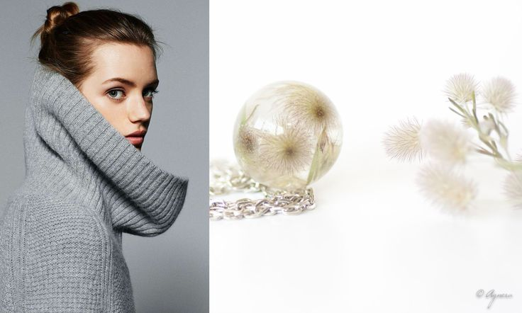 Soft sweater and light grey sphere necklace for Sunday evening with book – especially cozy choice! #oversized #soft #sweater #grey #sphere #necklace #gray #silver #cozy #fashion #sunday #wear