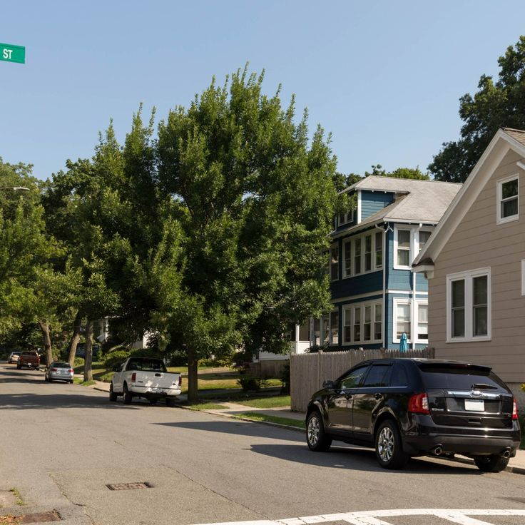 Vermont Street West roxbury, Roxbury, The neighbourhood