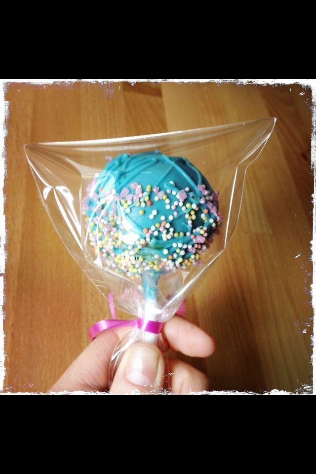 My fave cake pop I ever made :)