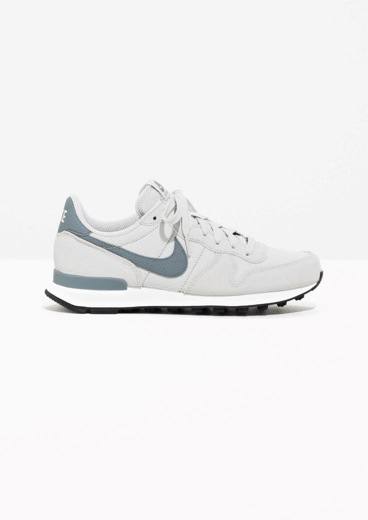 Other Stories image 1 of Nike Internationalist in Grey