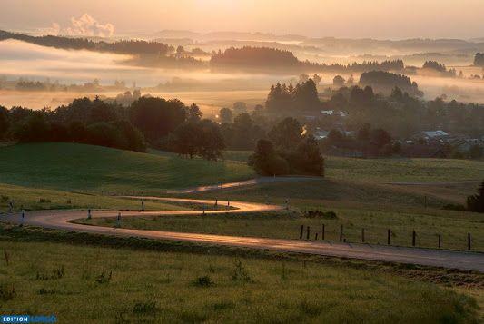 "Foto von Gianni Bodini aus dem Bildband ""Via Claudia Augusta"" Der Auerberg #viaclaudia #travel"
