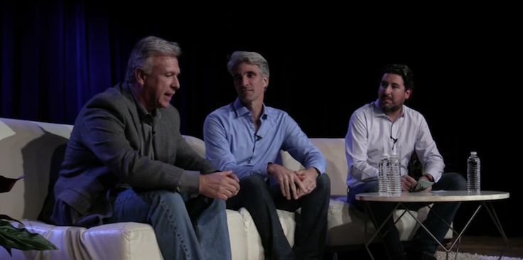 Phil Schiller and Craig Federighi Talk iMessage, Siri API and Mac App Store on 'The Talk Show' - https://www.aivanet.com/2016/06/